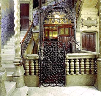 Casa Calvet-Gaudi
