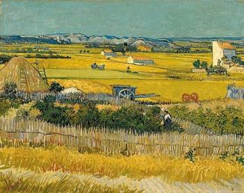 cosechaVan Gogh