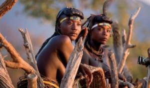 hereros pastores ancestrales
